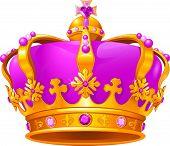 image of crown jewels  - Beautiful Magic crown - JPG