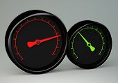 Two Gauges