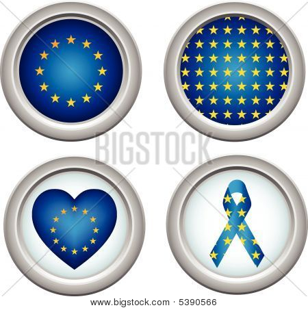 Buttons Europe