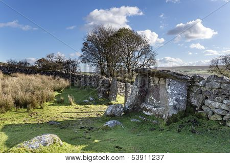 The Judge's Chair On Dartmoor