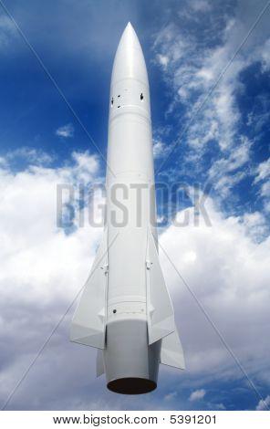 A White Rocket