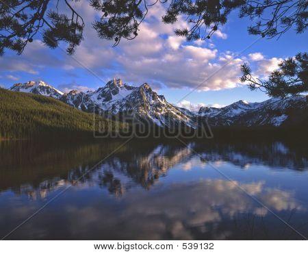 Mount Mcgown & Lake
