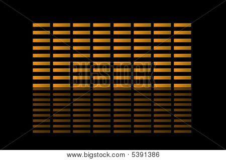Orange Equalizer
