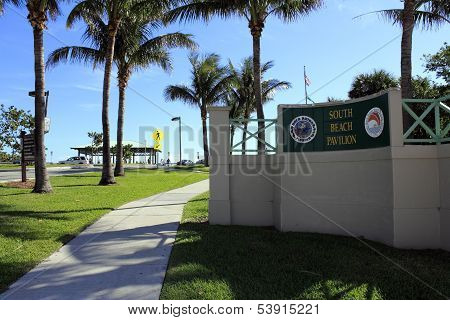 South Beach Pavilion