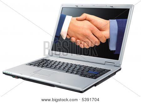 Virtual business.