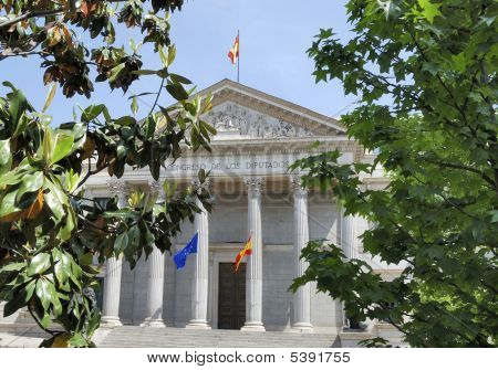 Spanish Congress Of Deputies