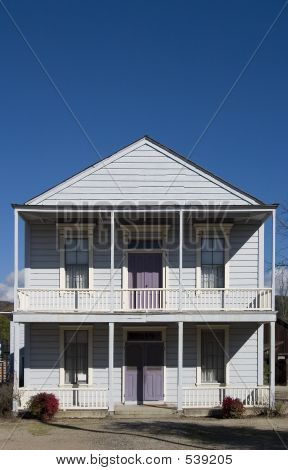 Old Western House
