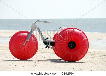 Red Aqua Cycle