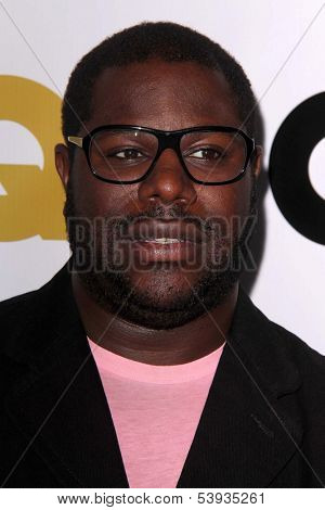 LOS ANGELES - NOV 12:  Steve McQueen at the GQ 2013