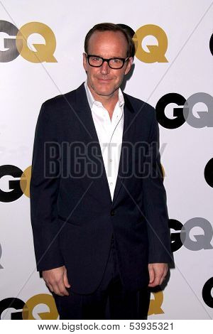 LOS ANGELES - NOV 12:  Clark Gregg at the GQ 2013