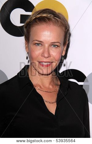 LOS ANGELES - NOV 12:  Chelsea Handler at the GQ 2013