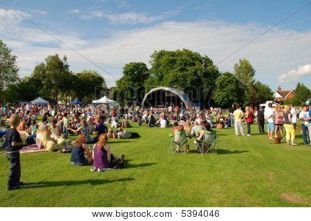 Tentertainment music festival