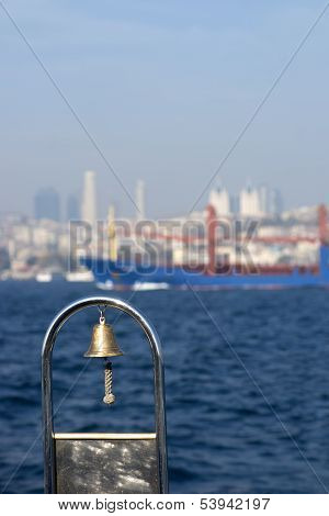 Sightseeing On Bosporus