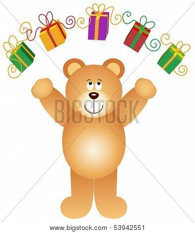 Teddy Bear Juggling Gifts