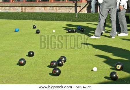 Preparing For A Bowling Match