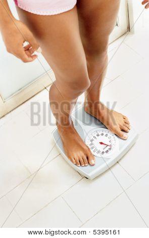 Diet Scale Weight