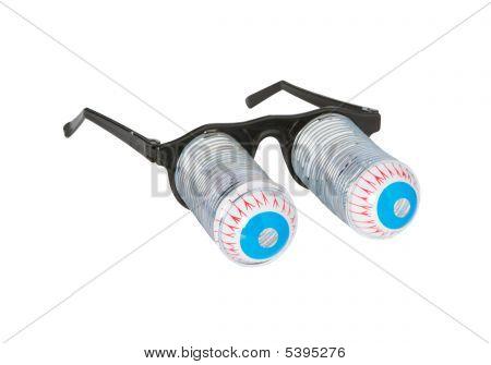 Wacky Eye Ball Glasses, Fun, Laugh