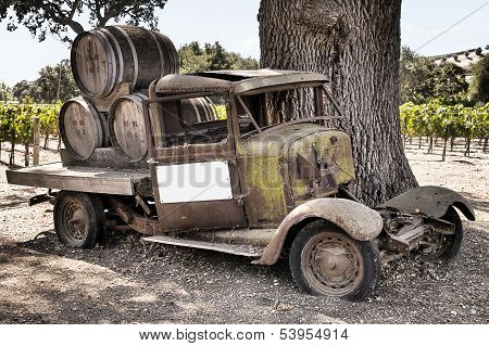 Winetruck Los Olivos