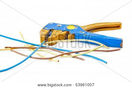 Nippers And Cable