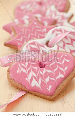 Colorful Cookies For Christmas