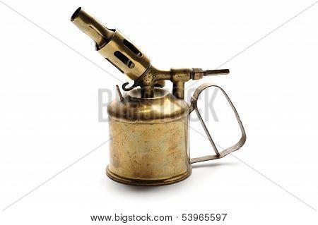 Retro Gas blowtorch