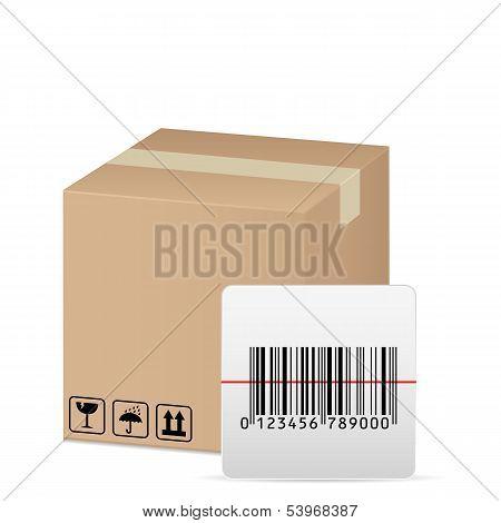 Box And Bar Code
