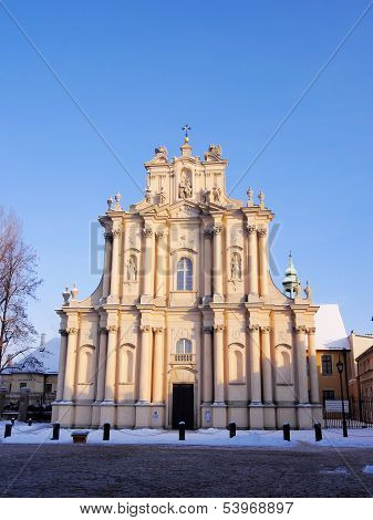 Warsaw Seminary