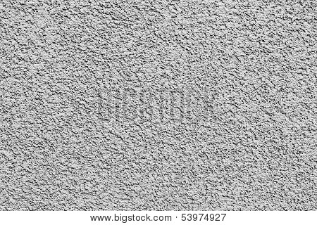 Texture Of Gray Cement Grained Wall