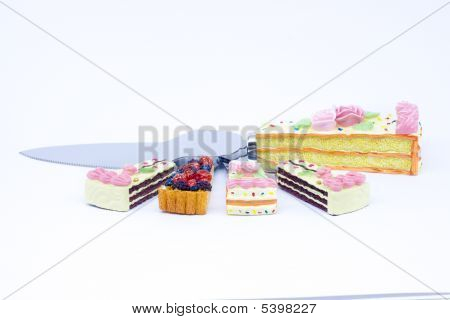 Cake Lift With Cake