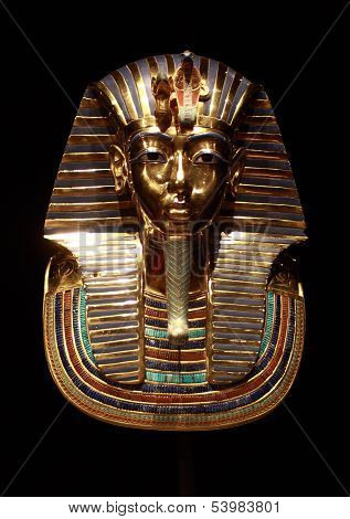 Tutankhamun's Golden Mask