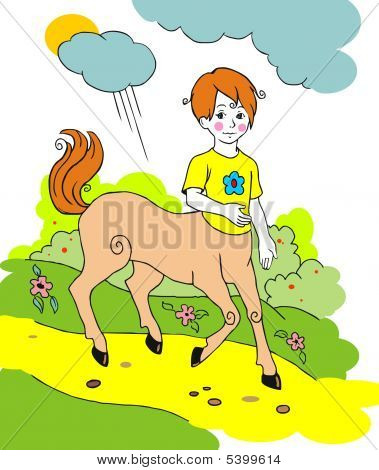 Little Centaur