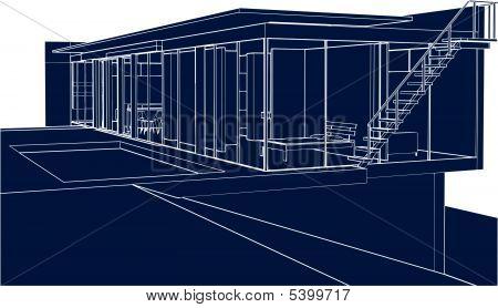 Haus Vektor