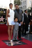 LOS ANGELES - NOV 13:  Jennifer Hudson, David Daniel Otunga, David Otunga at the Jennifer Hudson Hol