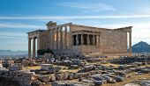 pic of parthenon  - Parthenon on the Acropolis in Athens - JPG