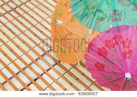 umbrellas for cocktails