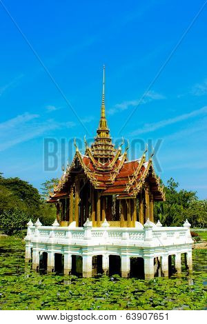 Suanluang rama9  in Bangkok, Thailand.