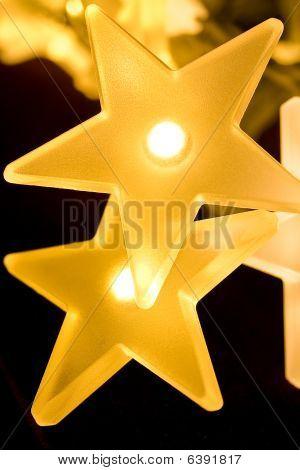 Stars Lights Natal