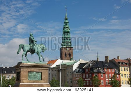 Christiansborg Palace King Christian IX