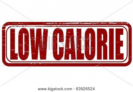 Low calorie