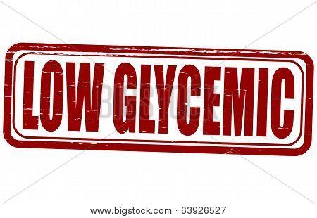 Low glycemic