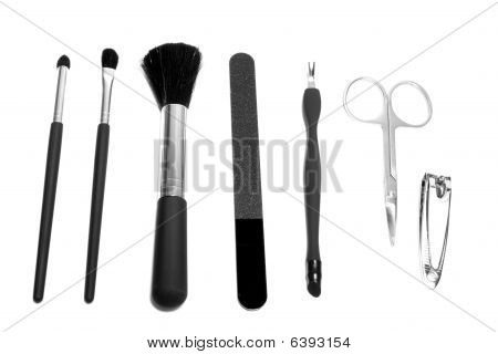 Make-up And Manicure Set