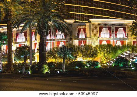 Encore Hotel And Casino In Las Vegas
