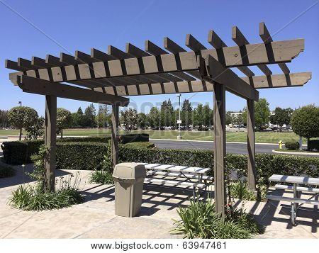 Portland Wooden Pergola