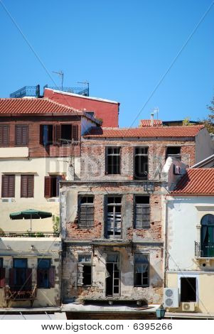 Chania Buildings