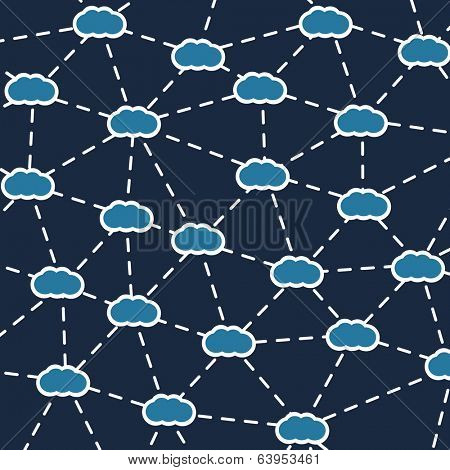 Cloud Computing Concept - Networks