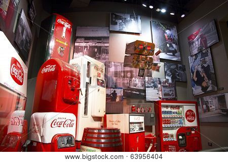 Coke World Memorabilia