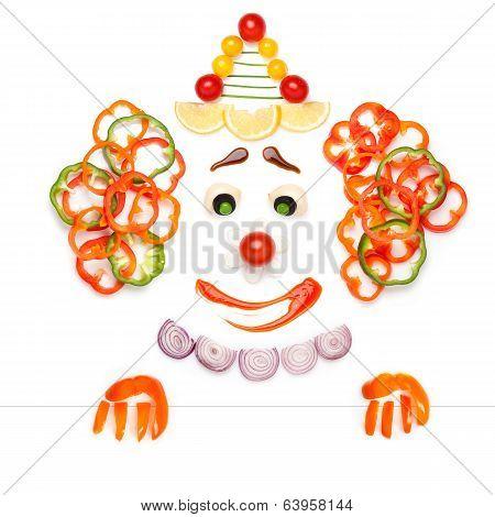 Fruity Clown.