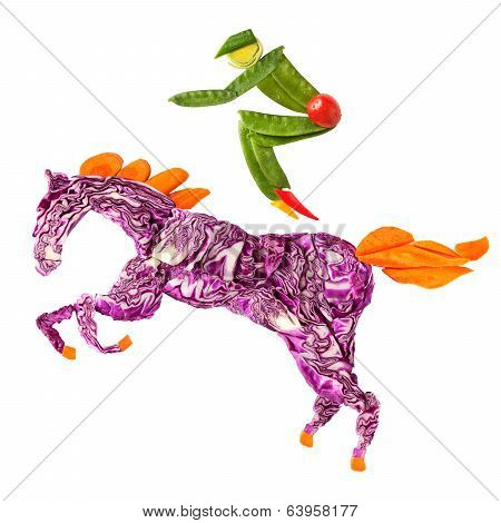 Horse Rider.