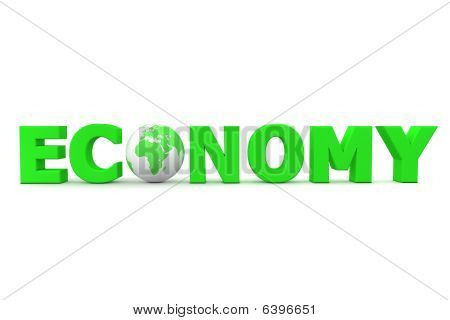 Economy World Green
