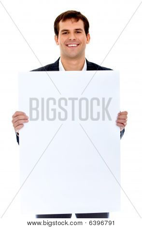 Businessman - Banner Ad